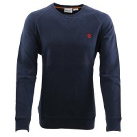 TIMBERLAND Herren EXETER RIVER BRUSHED Sweat Shirt Navy...