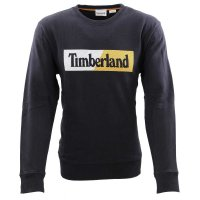 TIMBERLAND Herren EXETER RIVER CREW Sweat Shirt Black...