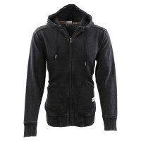 TIMBERLAND Herren LAMPREY RIVER Sweat Jacke Hoodie Black...