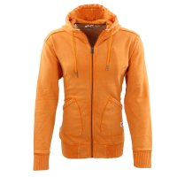 TIMBERLAND Herren LAMPREY RIVER Sweat Jacke Hoodie Orange...