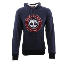 TIMBERLAND Herren LITTLE COLD RIVER Sweat Shirt Hoodie Navy A2CQD Größe M