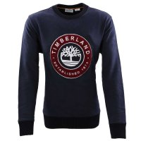 TIMBERLAND Herren LITTLE COLD RIVER Sweat Shirt Navy A2CQ2 Größe M