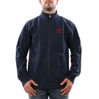 TIMBERLAND Herren OUTDOOR HERITAGE Zip Sweat Jacket Blau...