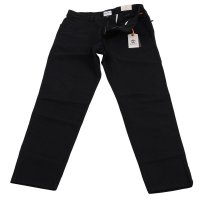TIMBERLAND Herren Slim Tapered Stretch Chino Hose Black A2DEF Größe 32/32