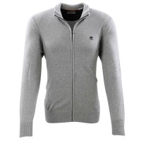 TIMBERLAND Herren WILLIAMS RIVER Pullover Light Grey...