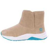 TIMBERLAND Kinder Winter Stiefel BRAMBER Pull on Beige...