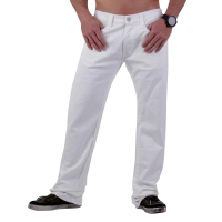 REPLAY Herren Stretch Jeans Hose DOC White MV950A 2. Wahl