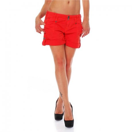 FELLA & LASS Damen Shorts Pia Ladies Coral Red