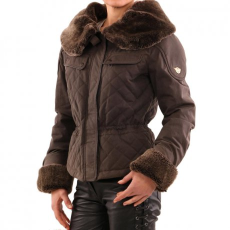 MATCHLESS Damen Winter Wax Jacke WINDSOR BLOUSON Country...