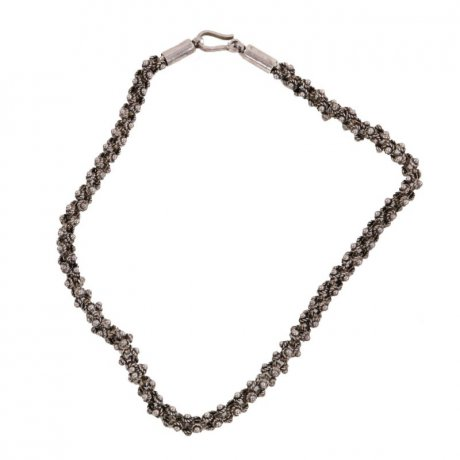 RA-RE Damen Halskette NECKLACE GENERICO Silver