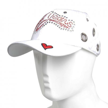 SWEET YEARS Damen Schildmütze Baseball Cap Rock White...