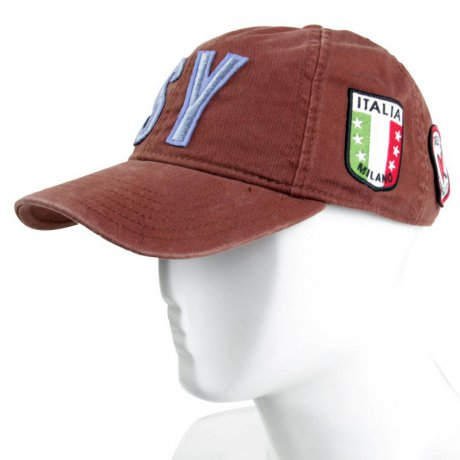 SWEET YEARS Herren Schildmütze Baseball Cap Condor Brown...