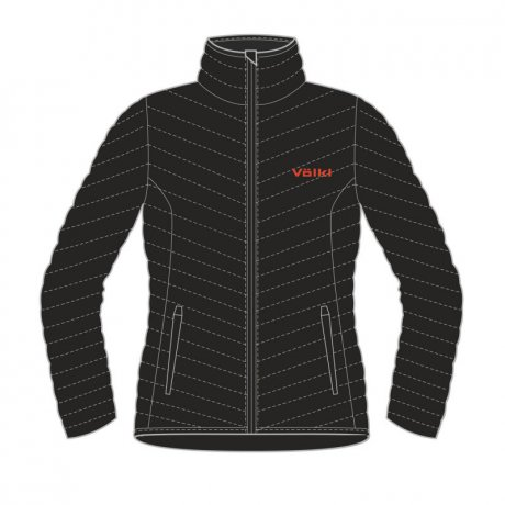VÖLKL Damen Funktions Ski Jacke PRO FEATHERLESS WM Black...