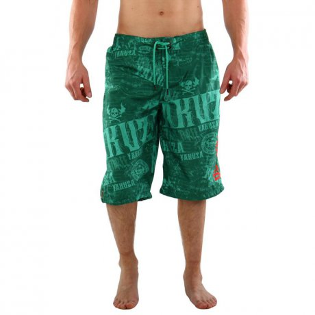 YAKUZA Herren Bade Shorts NO MATTER BOARD SHORTS Jelly...