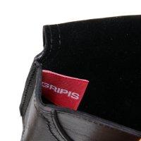 GRIPIS Leder Handy Smartphone iphone 4 - 6 Tasche Black