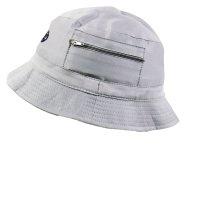 ENERGIE Herren Fischermütze Cap View 3er Set Grey White Beige 9096 Größe (Tg. 2) M