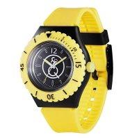 Q&Q SMILE SOLAR Unisex Armbanduhr Yellow RP04J002Y