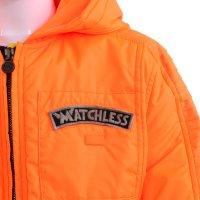 MATCHLESS STAR WARS Jungen Übergangs Jacke LUKE SKYWALKER Orange 730100