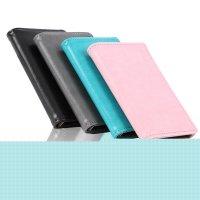 KAKKOii SMART WALLET RFID Blocking Aluminium Case Leder Geldbörse in 4 Farben