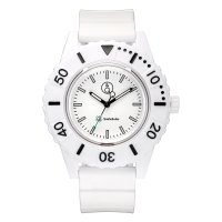 Q&Q SMILE SOLAR Unisex Armbanduhr Series 3 White RP30J001Y