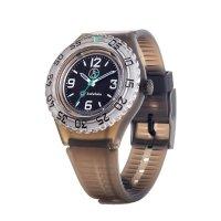 Q&Q SMILE SOLAR Unisex Armbanduhr Schwarz RP16J001Y