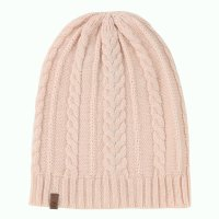 TIMBERLAND Damen CABLE SLOUCHY BEANIE Mütze Cameo...