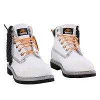 TIMBERLAND Kinder Stiefel Boots 6 Inch PREMIUM Weiß Helcor® Größe 31 wasserdicht