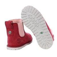 TIMBERLAND Kleinkinder Winter Stiefel Boots POKEX Pine Pink Größe 23,5