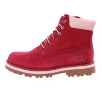 TIMBERLAND Kinder Stiefel Boots 6 Inch COURMA Pink Nubuck...