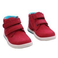 TIMBERLAND Kleinkinder Sneaker Stiefel TODDLE Tracks Pink Nubuck Größe 23,5