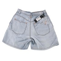 DIESEL Damen Jeans Shorts R-WEST Blau 00SELB...