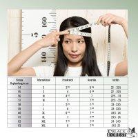 Black Forest Fox PERTH Unisex Western Cowboy Reiten Leder Sonnen Hut in Schwarz Größe M